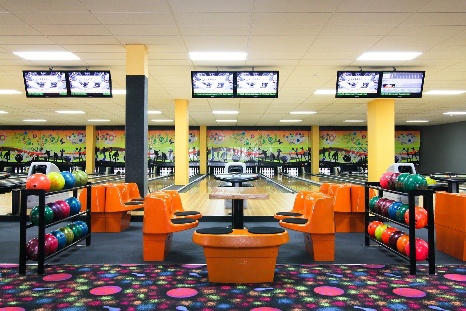 bowlarama new plymouth ten pin bowling