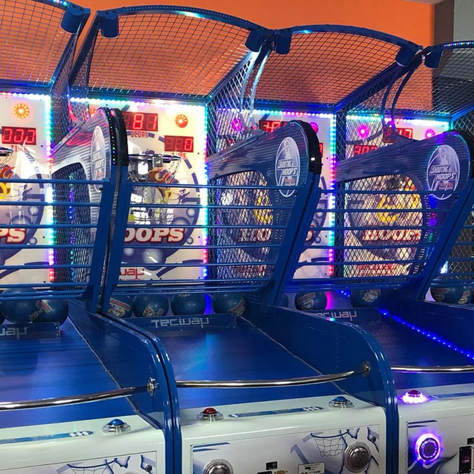 hoops arcade game