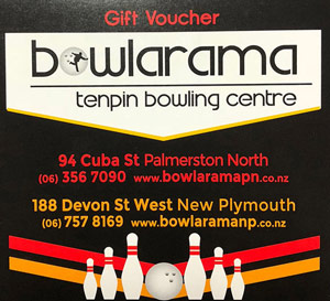 bowlarama new plymouth voucher