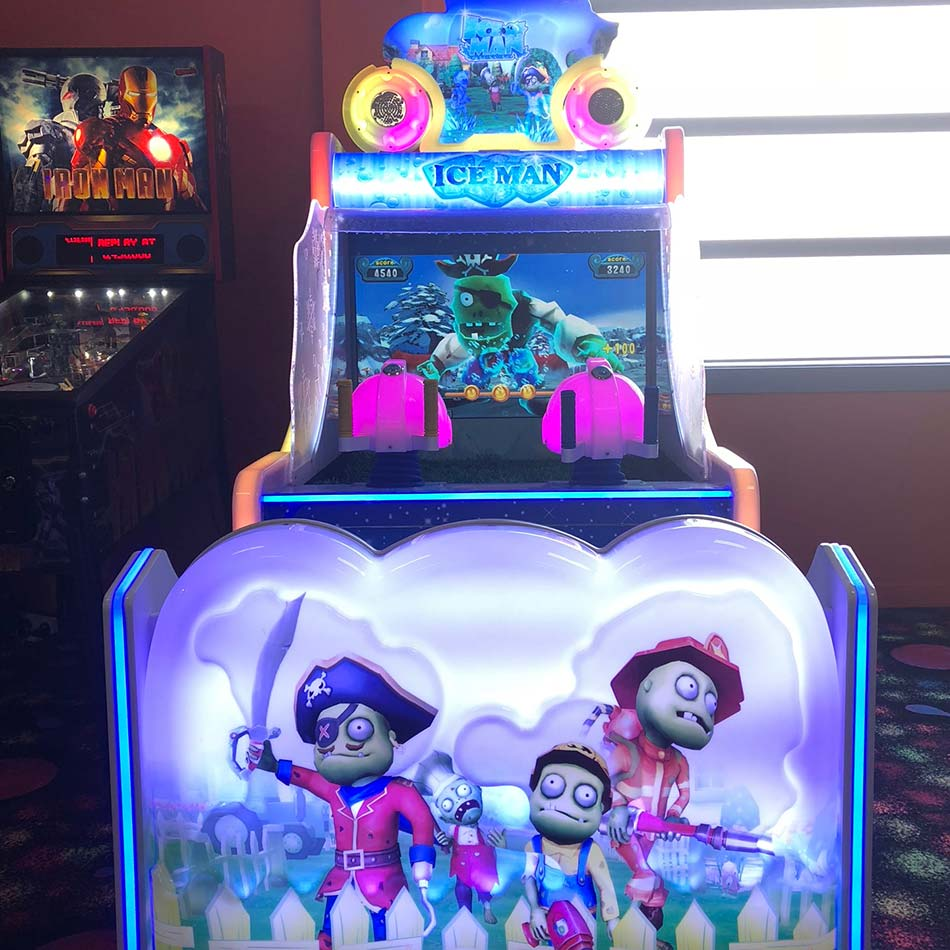 iceman arcade game